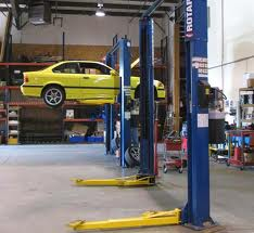 type of automotive lift